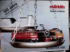Catalogo Marklin Novità 1991 H0 - DEU - Tr.12