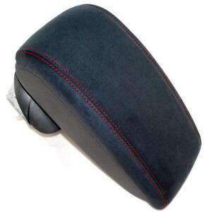 nissan juke nismo arm rest red stitching armrest storage. Black Bedroom Furniture Sets. Home Design Ideas