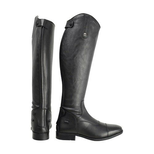 HyLAND Sicily Riding Boot - Luxurious, Synthetic Leather, Comfortable