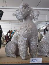 +# A002001 Goebel Archiv Muster Cortendorf Hund Dog Pudel Poodle, XXL groß