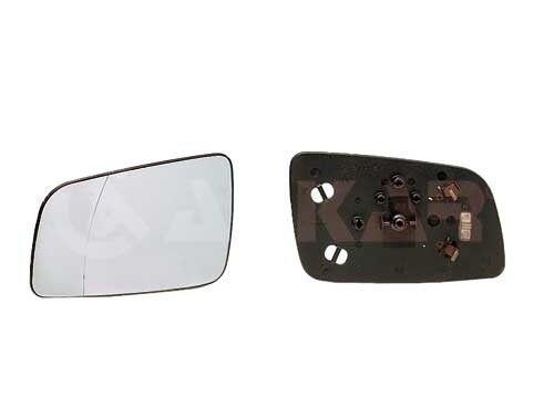ALKAR glace polie miroir extérieur 6423437 liens Certified Quality Chauffage Pour Opel