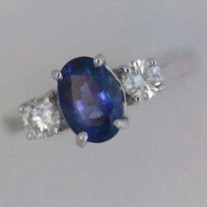 Image Is Loading 1 75 Carat Shire Amp Diamond Wedding Ring