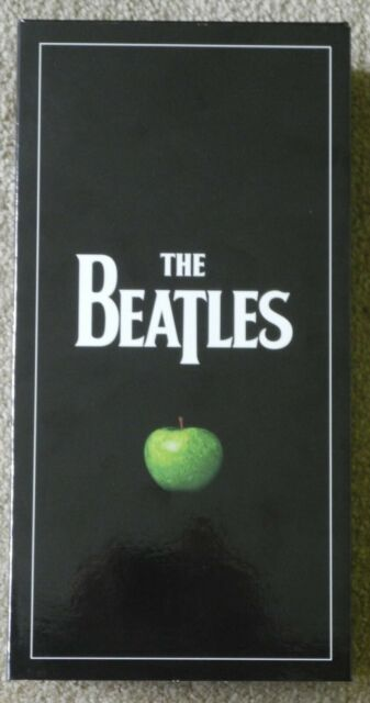 CD The Beatles Stereo Box Set Original US Issue