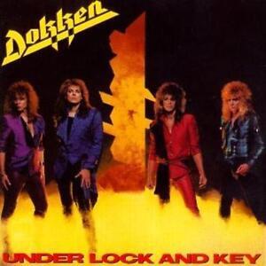 NEW-CD-Album-Dokken-Under-Lock-and-Key-Mini-LP-Style-Card-Case