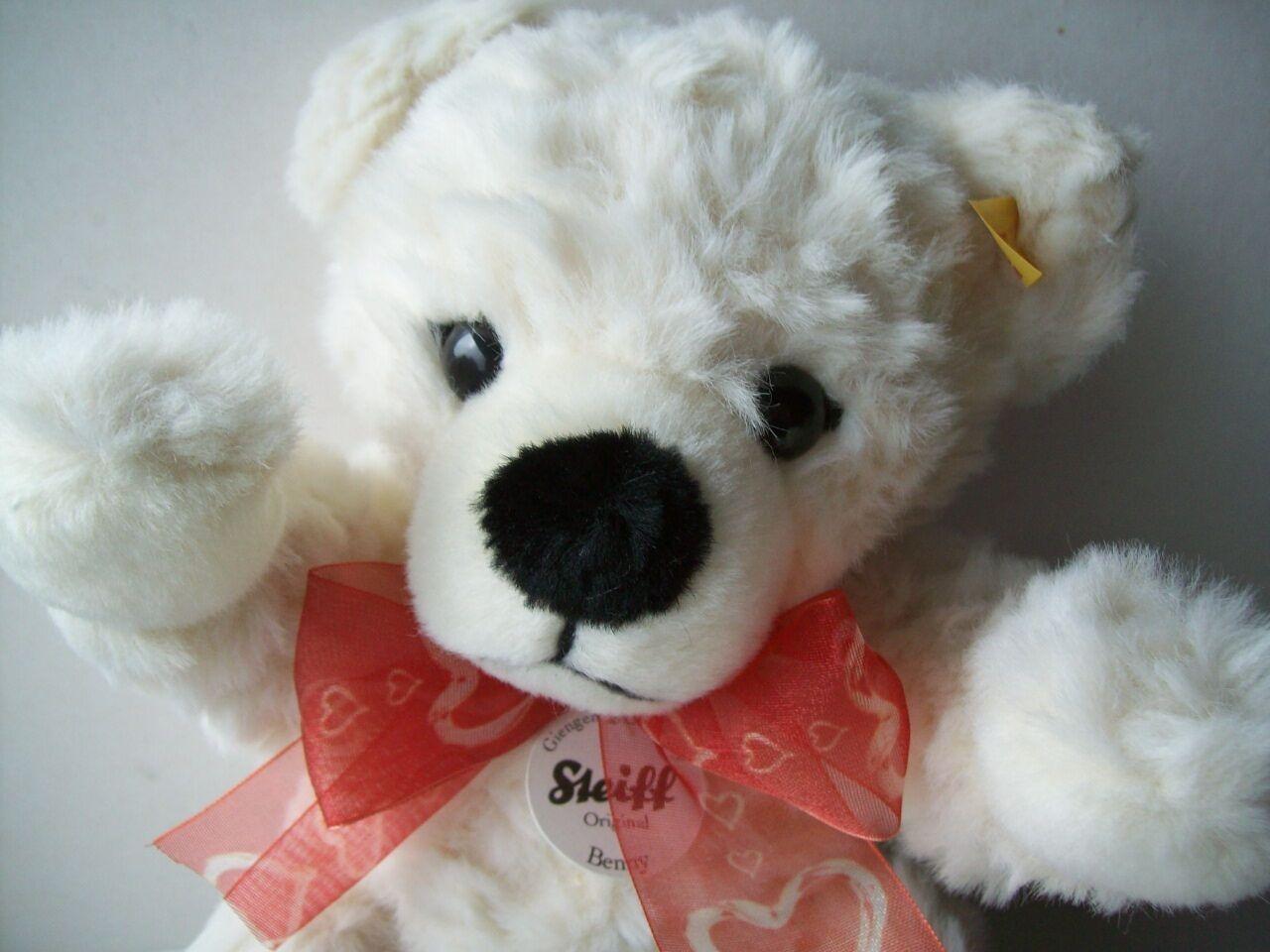 Cm Steiff Bear Teddy Stuffed Bear Teddy Animal Benny 28 exCWrdBo