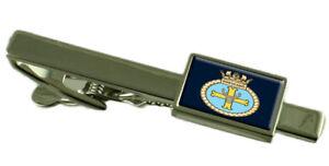 Marine Royale Hms Portland Pince à Cravate Gravé v7H5bD2a-09084735-135713028