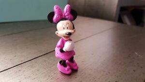 Minnie-Mouse-2-034-Cake-Topper-Mini-Figure-PVC-Miniature-Disney-Mickey-Clubhouse