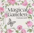 Colouring in Book Mini - Magical Garden by New Holland Publishers (Paperback, 2015)