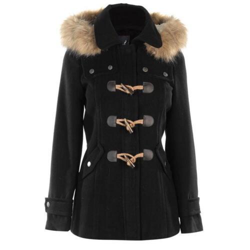 Promozione Donna Kangol Cappuccio Duffle 2018 Coat Collezione Con Cappotto rxRqrnIa