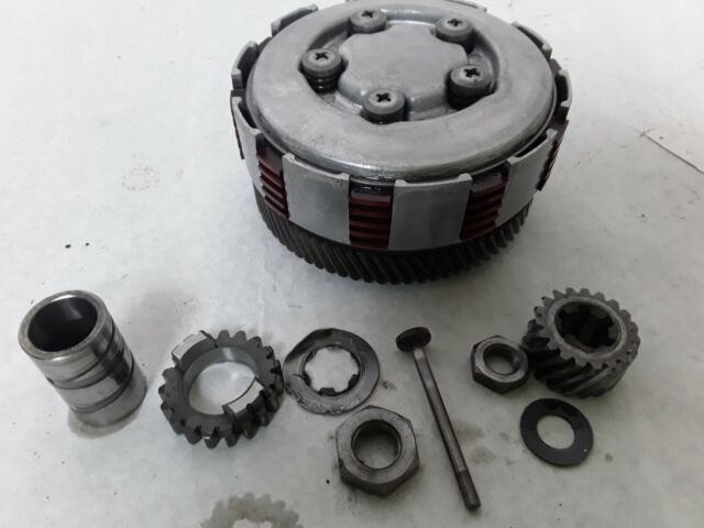 VINTAGE YAMAHA 69 - 73 CT1 CT2 175 AT1 AT2 AT3 125 COMPLETE CLUTCH, PRIMARY GEAR
