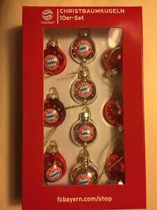 Mini Christbaumkugeln.Details Zu Mini Christbaumkugeln 3cm Fc Bayern Munchen 10er Set 23222