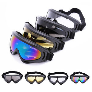 a0cc52f8b8 Image is loading Outdoor-Sport-Sunglasses-Bike-Cycling-Glasses-Motorcycle- Goggles-