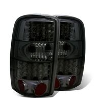 Cg Chevy Tahoe / Suburban / Gmc Denali 00-06 Led Tail Light Dark Smoke on sale