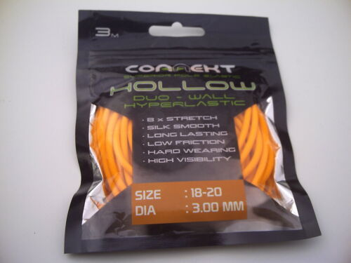 Carp and Baggin Up !. Connect Hollow  Pole Elastic Size 18-20 Perfect for 8lb
