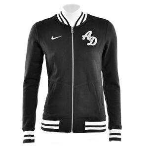 Bomber Zip Athletic Black 010 Full Dept Jacket Op Nike 419638 Womens OtXndqwXx