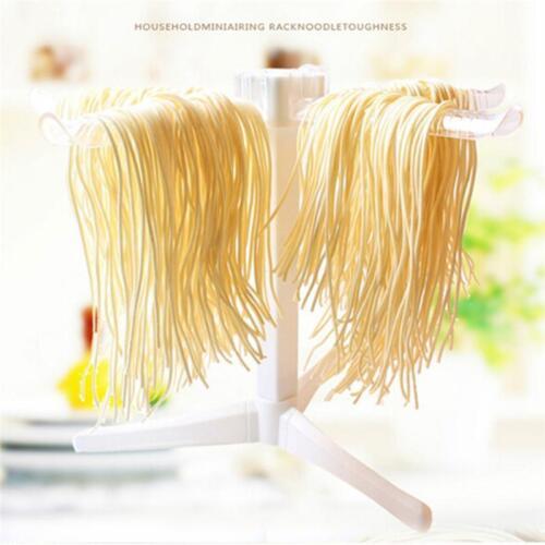 Pasta Noodle Drying Rack Stand Spaghetti Fettuccine Hanger KV