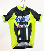 Acqua & Sapone Raceline Cycling Short Sleeve Jersey Made In Italy By Gsg