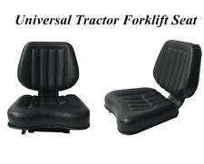 Lawn Garden Slidable Tractor Seat Riding Mower Seats Waterproof Forklift Truck