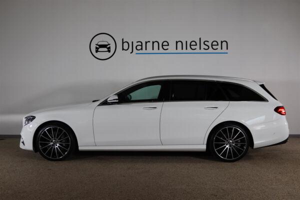 Mercedes E350 d 3,0 AMG Line stc. aut. - billede 1