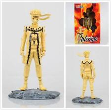 "Naruto Uzumaki 10"" Shippuden 9-Tailed Golden Body Action Figure Statue Model HOT"