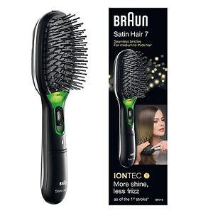 Braun-BR710-Satin-Hair-7-Women-Iontec-Hair-Brush-Portable-Travel-Battery-Powered