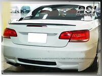 Performance Type Painted Trunk Spoiler 07-13 Bmw E93 328i 335i M3 Convertible