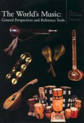 The World's Music : General Perspectives and Reference Tools (Garland Encyclope