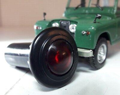 LAND Rover Serie 1 2 2a Dash 519740 Qualità VERDE SPIA PRESSIONE OLIO