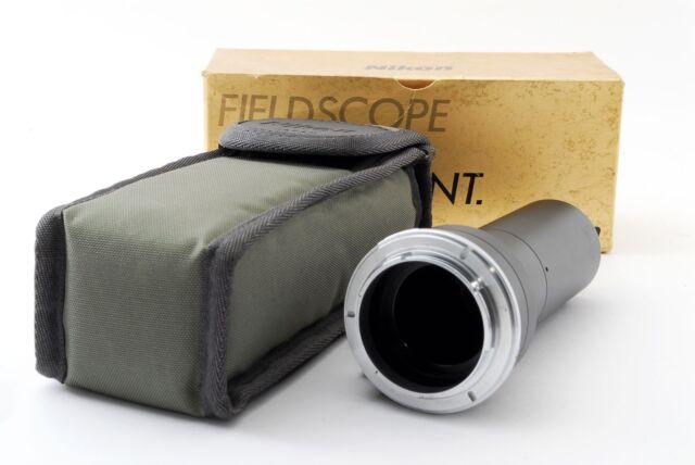 *Mint+++!! in Box* Nikon Fildscope Camera Attachment 800mm f/13.3 From JAPAN*487