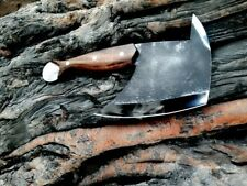 MDM Real Forged Full Tang Big Chef 's Cleaver Butcher Chopping beef Slaughter X