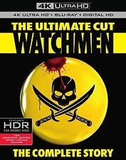 WATCHMEN ultimate (4K ULTRA HD) - Blu Ray -  Region free