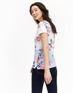 Joules-Womens-Nessa-Print-Jersey-T-shirt-in-WHITE-STRIPE-WHITSTABLE-FLORAL