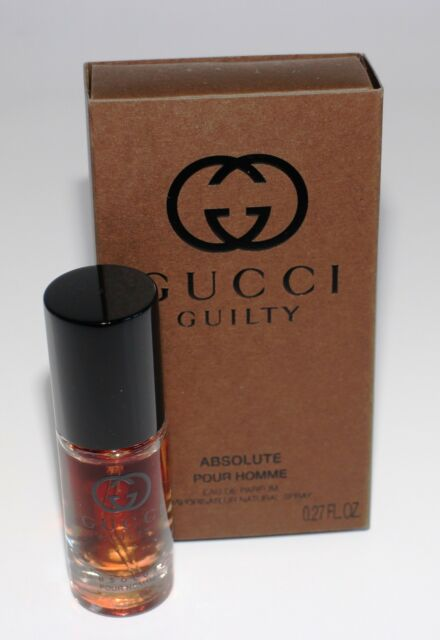 a12e796d8b0 Gucci Guilty Absolute Pour Homme 8ml Eau de Parfum Pocket Spray   Boxed