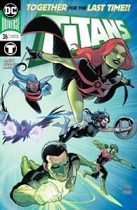 Titans-29-36-Main-amp-Variant-Covers-DC-Comics-1st-Print-NM-2018-2019