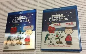 A CHARLIE BROWN CHRISTMAS BLU RAY LENTICULAR CASE ...