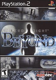 Echo Night Beyond Sony Playstation 2 2004 For Sale Online Ebay