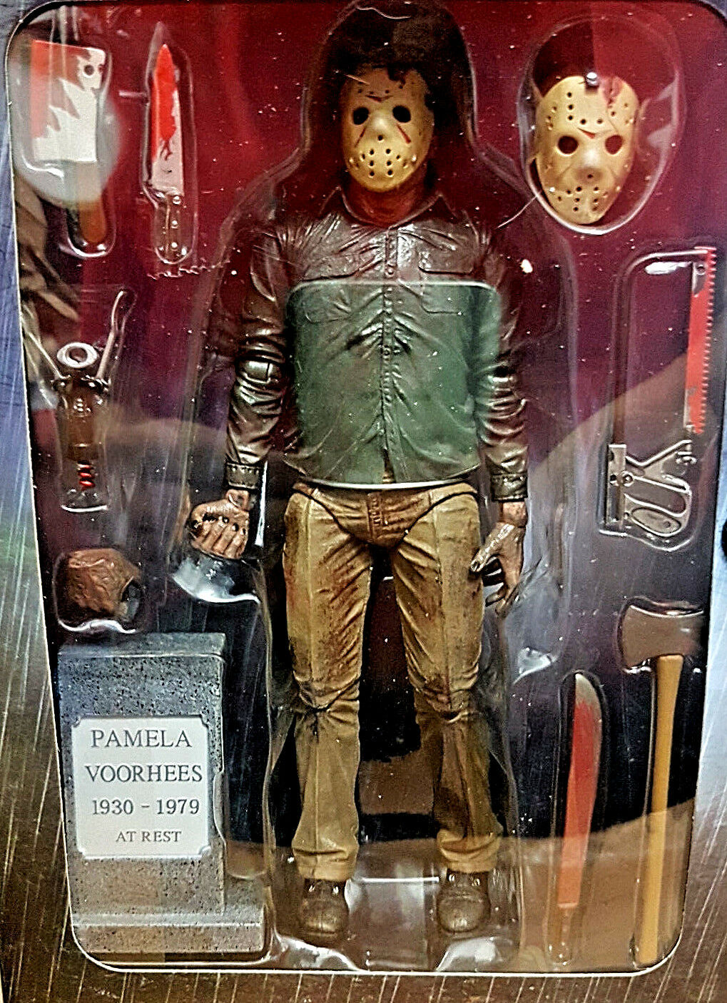 Jason Venerdì 13 4 Capitolo Finale Friday the 13th The Final Chapter - Neca 17cm