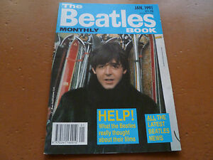 THE-BEATLES-BOOK-MONTHLY-Magazine-No-177-January-1991