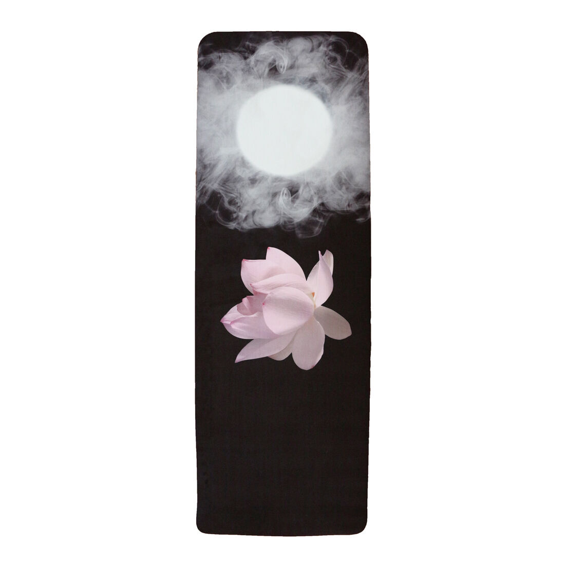 Premium Yoga Mat – Immersive Lotus, Eco Friendly