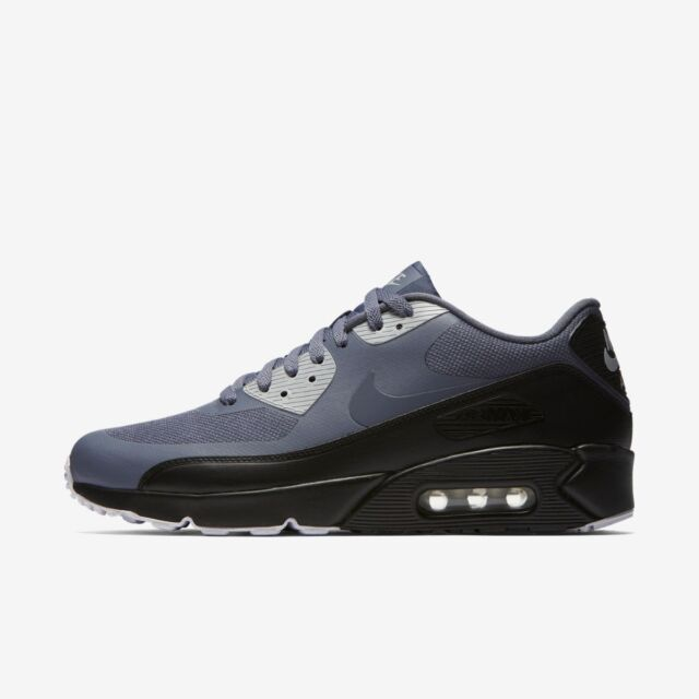 classic fit 8d60f fd27a Nike Air Max 90 Ultra 2.0 Essential Mens Running Trainer Shoe 7 10 Greys New