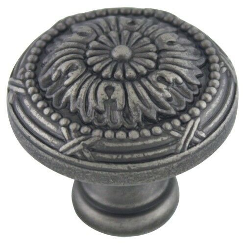 Cosmas Weathered Nickel Cabinet Hardware Knobs, Handles, & Bin Cup Drawer Pulls