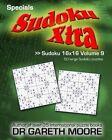 Sudoku 16x16 Volume 9: Sudoku Xtra Specials by Dr Gareth Moore (Paperback / softback, 2013)