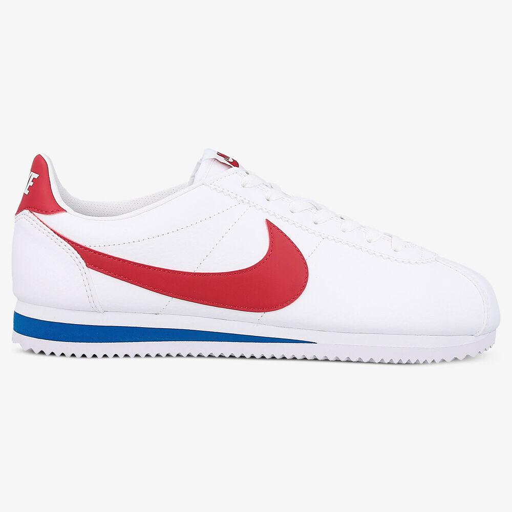 100% authentic d1d23 557d9 Nike Classic Leather Cortez Cortez Cortez Leather Classic Forrest Gump 749571  154 e87c99