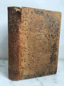 Sermoni, Elogi Funebri E Orazioni Funebri Di J.B.Bossuet Volume Sesto 1816