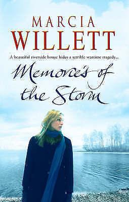 1 of 1 - Willett, Marcia, Memories Of The Storm, Very Good Book