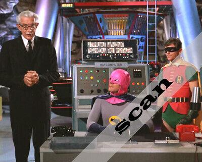 "ALAN NAPIER AS ALFRED IN ABC TV SERIES /""BATMAN/"" 8X10 PUBLICITY PHOTO DA-569"