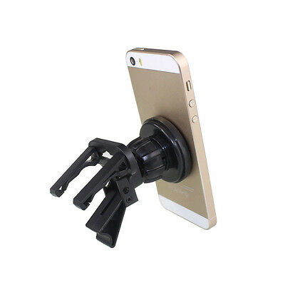 Car Magnetic Air Vent Mount Holder Stand for Mobile Cell Phone/Phone PDA GPS MP3