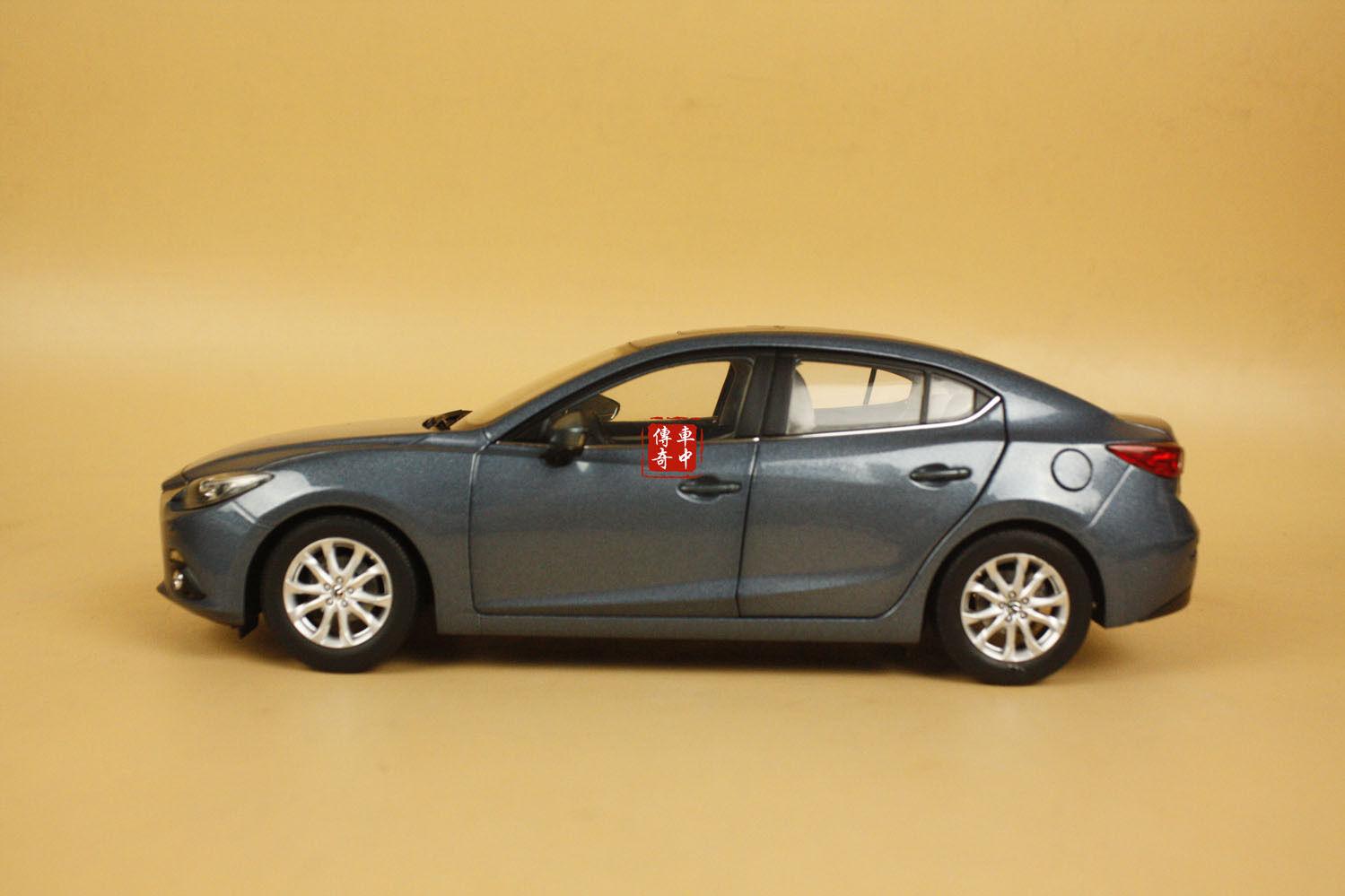 1 18 2014  neufs Mazda 3 Axela modèle couleur bleue + Cadeau  le dernier