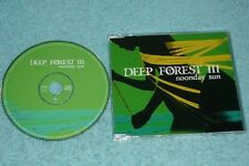 Deep Forest Maxi-CD Noonday Sun - 3-track CD