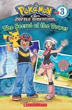 Pokemon: The Secret of the Tower No. 3 by Simcha Whitehill and Inc. Staff...